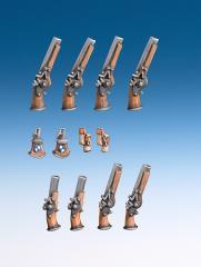 Imperial Pistols