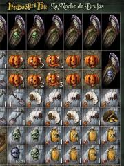 Tales of Longfall Token Sheets