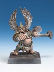 Mad Rogat - Dwarf