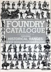 Foundry Catalogue of 28mm Models - Historical Ranges
