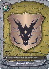 Promo Card - Ancient World Flag
