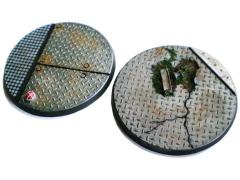 60mm Round Bases - Complete Set