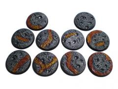 40mm Round Bases - Complete Set