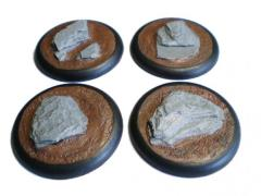 50mm Square Bases - Complete Set