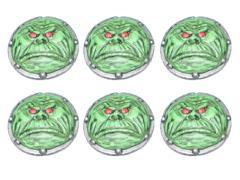 Orc/Troll Shields - Grimlock