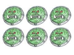 Orc/Troll Shields - Ravenwort