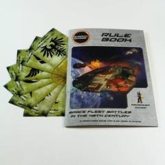 Rule Book & Faction Card Set