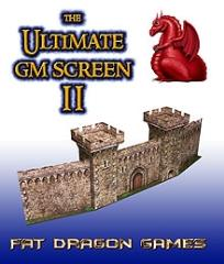 Ultimate GM Screen II, The
