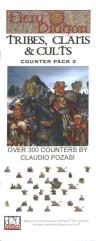 Counter Pack #2 - Tribes, Clans & Cults