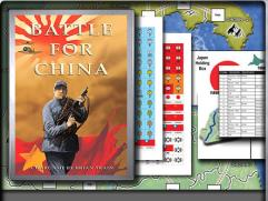Battle for China (1st Printing)