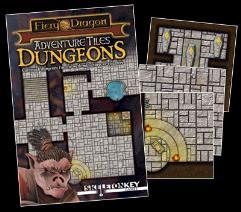Adventure Tiles - Dungeons