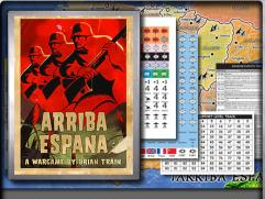 Arriba Espana (Revised, 2nd Printing)