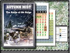 Autumn Mist - The Battle of the Bulge (Revised, 2nd Printing)