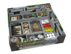 Insert for Robinson Crusoe
