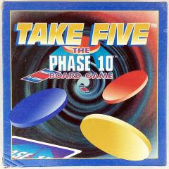 Take Five - The Phase 10 Board Game