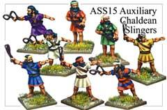 Assyrian Auxiliary Slingers