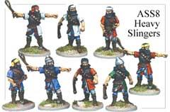Assyrian Heavy Slingers