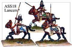 Assyrian Lancers