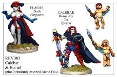 Elves - Calebar & Elariel