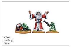 Santa Hold Up