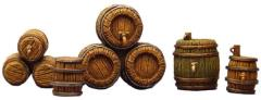 Inn Accessories - Barrels