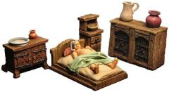 Medieval Bedroom Accessories