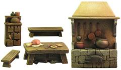 Medieval House Accessories