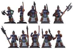 Elves Guard Army Set
