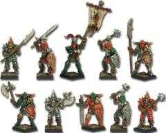 Chaos Warriors Army Set