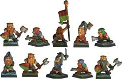 Dwarves Army Set