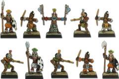 Pygmies Army Set