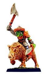 Boar Rider Orc