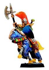 Elf Horseman
