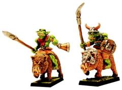 Boars Mounted Orcs