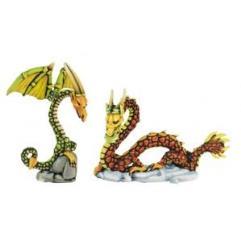 Familiar Dragons