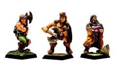Barbarians w/Axes