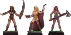 Amazons #2 - Figure C