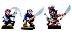 Caribbean Dwarf Buccaneers