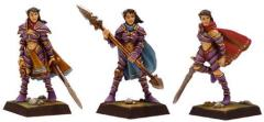 Female Dark Elf Warriors