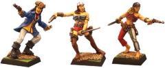 Corsair & Female Buccaneers