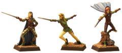 Swordsmen Elves