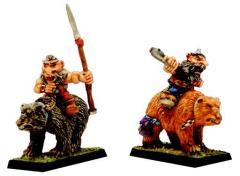 Bear Rider Dwarves