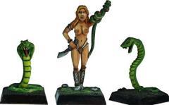 Snake Priestess #1