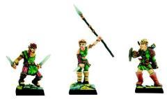Mercenary Elves