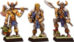 Barbarian Champions #1