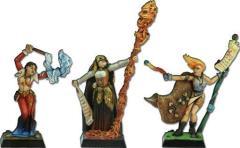 Female Wizards