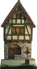 Medieval House - Front Side