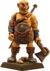 Half-Ogre Adventurer