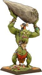 Menhir Thrower Savage Troll