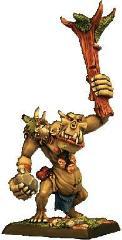 Stump Thrower Savage Troll